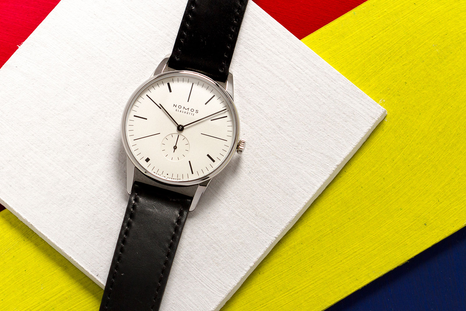 Nomos Orion 38 De Stijl Ace Jewelers 4