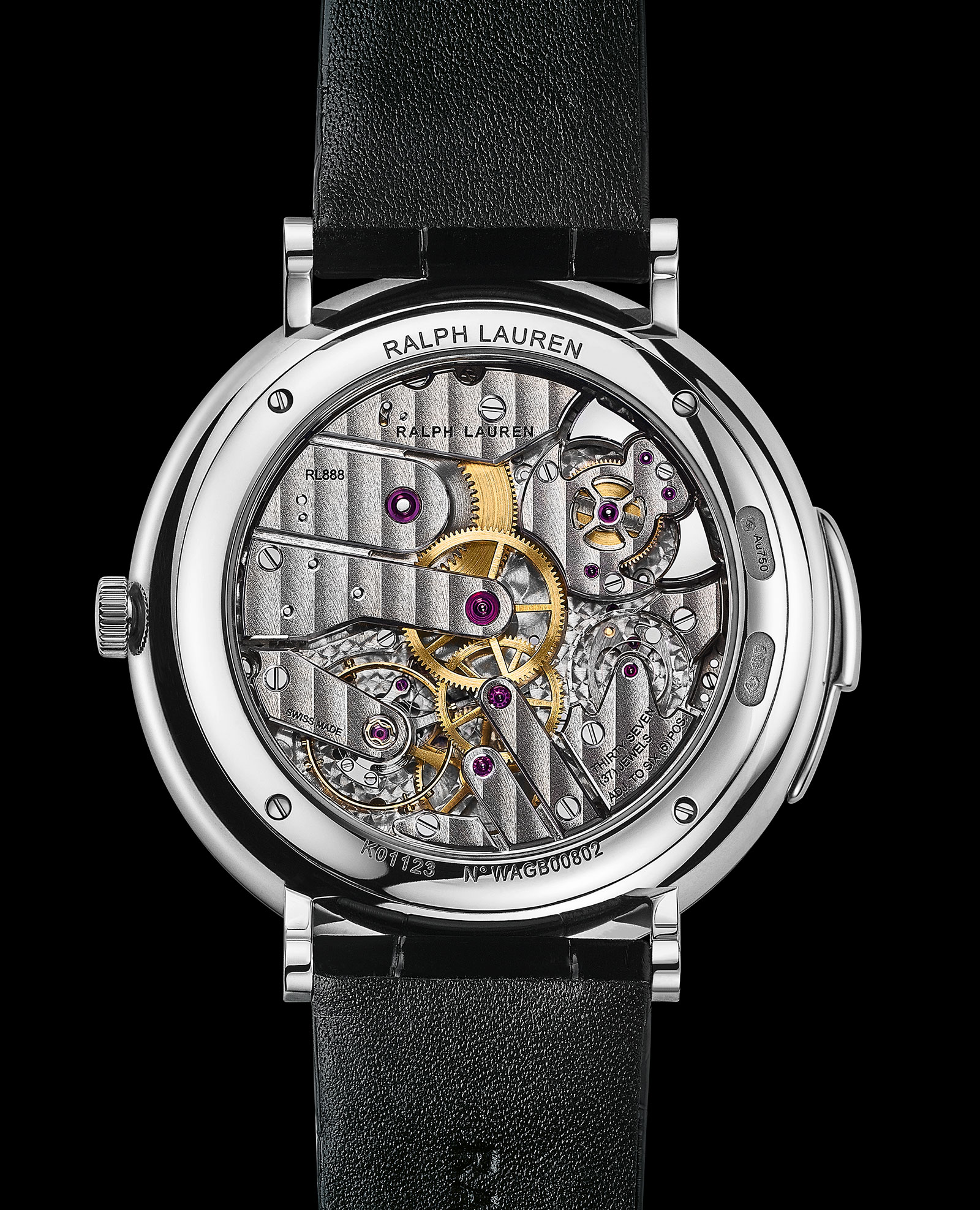 Ralph Lauren Minute Repeater Watch 4