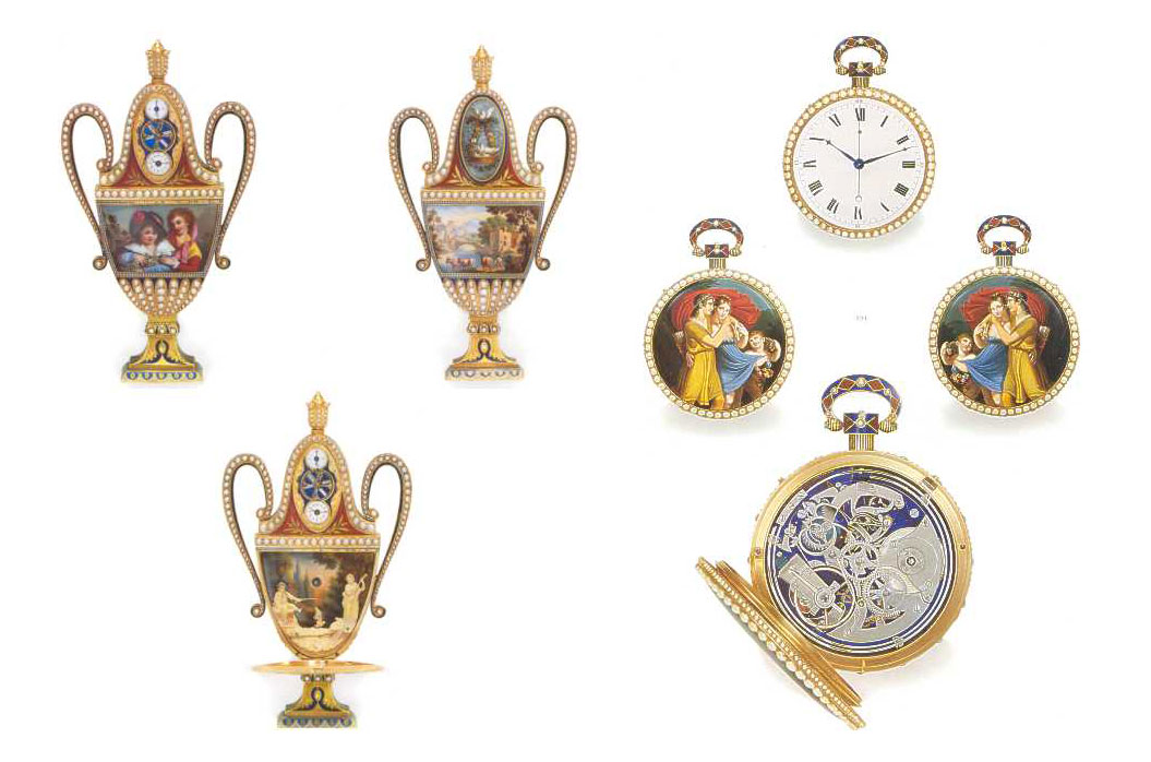 Sandberg-Watch-Collection-lot-47 and 194