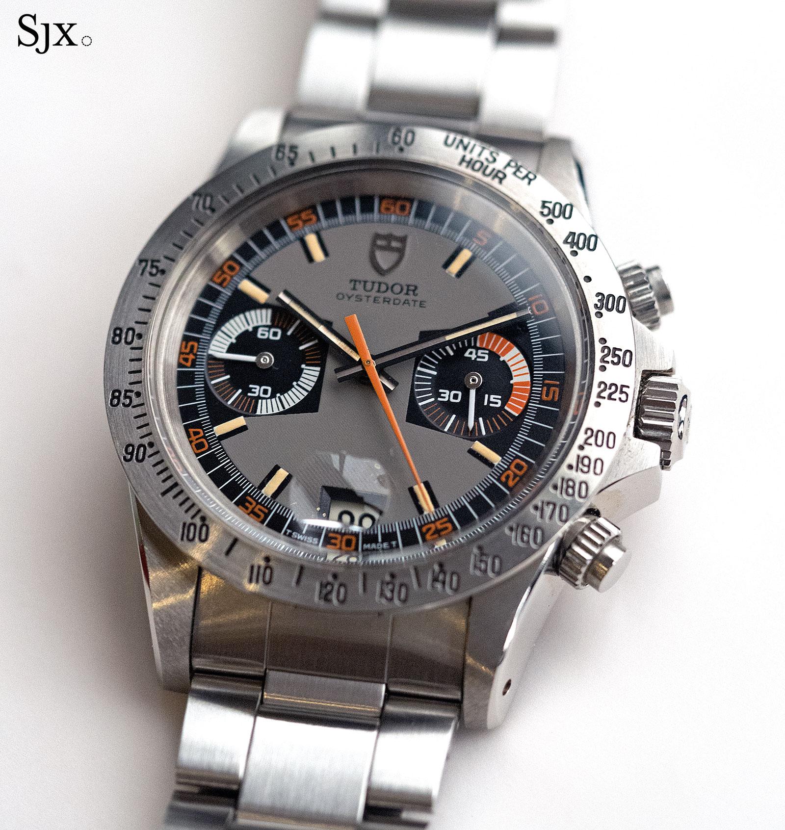 Tudor Chronograph Monte Carlo 7159 1