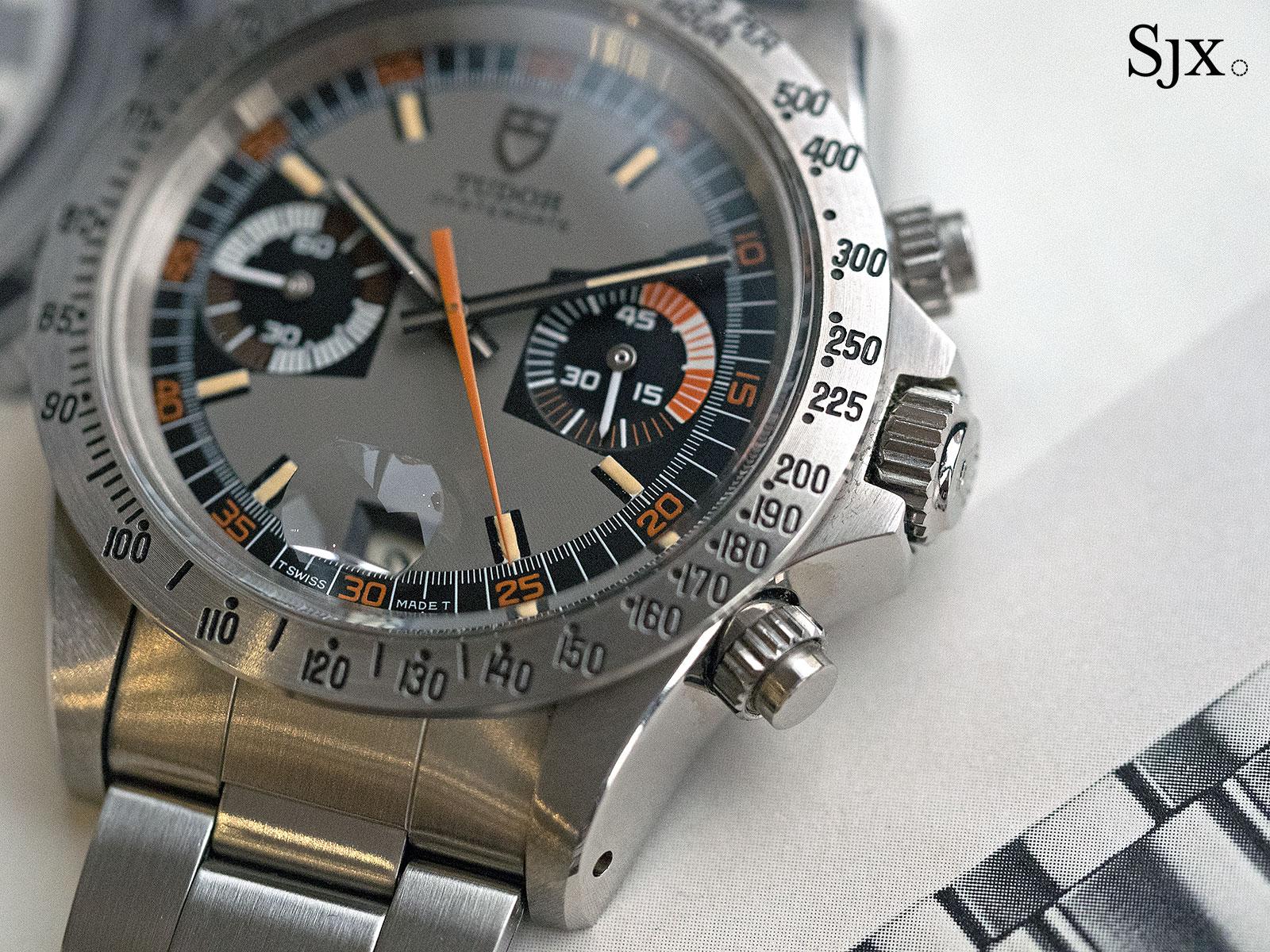 Tudor Chronograph Monte Carlo 7159 12