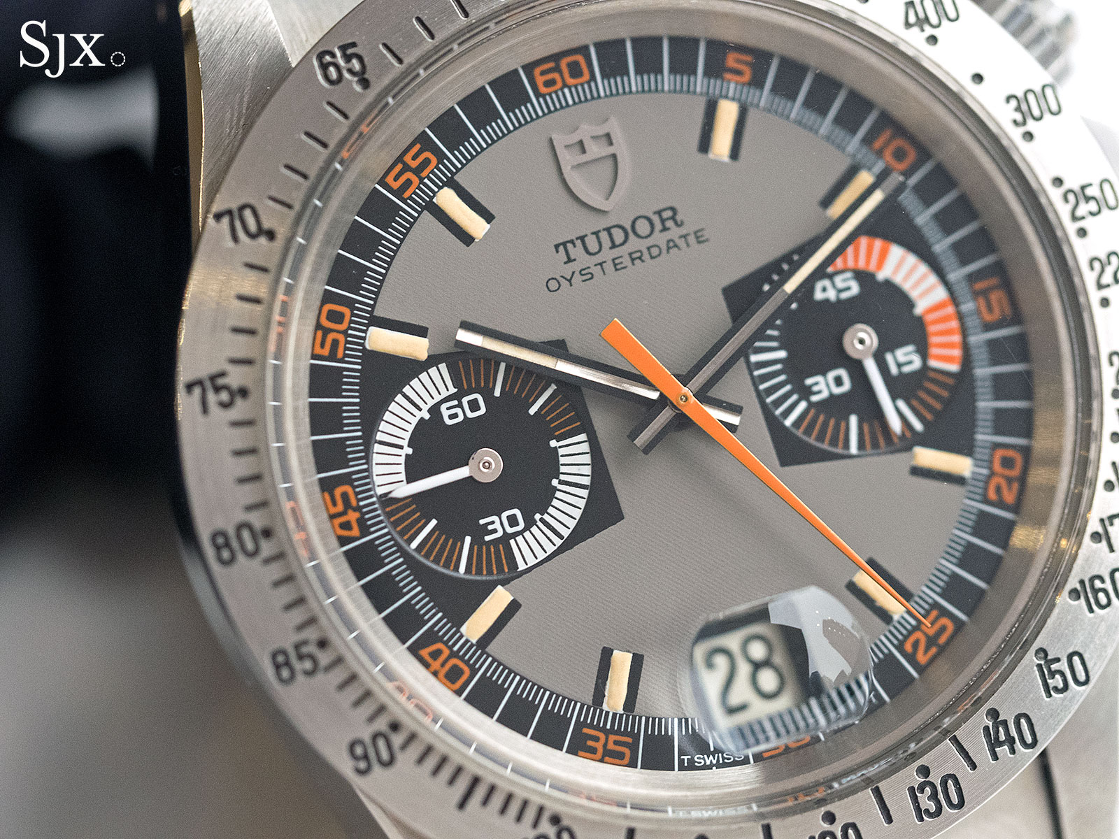 Tudor Chronograph Monte Carlo 7159 9