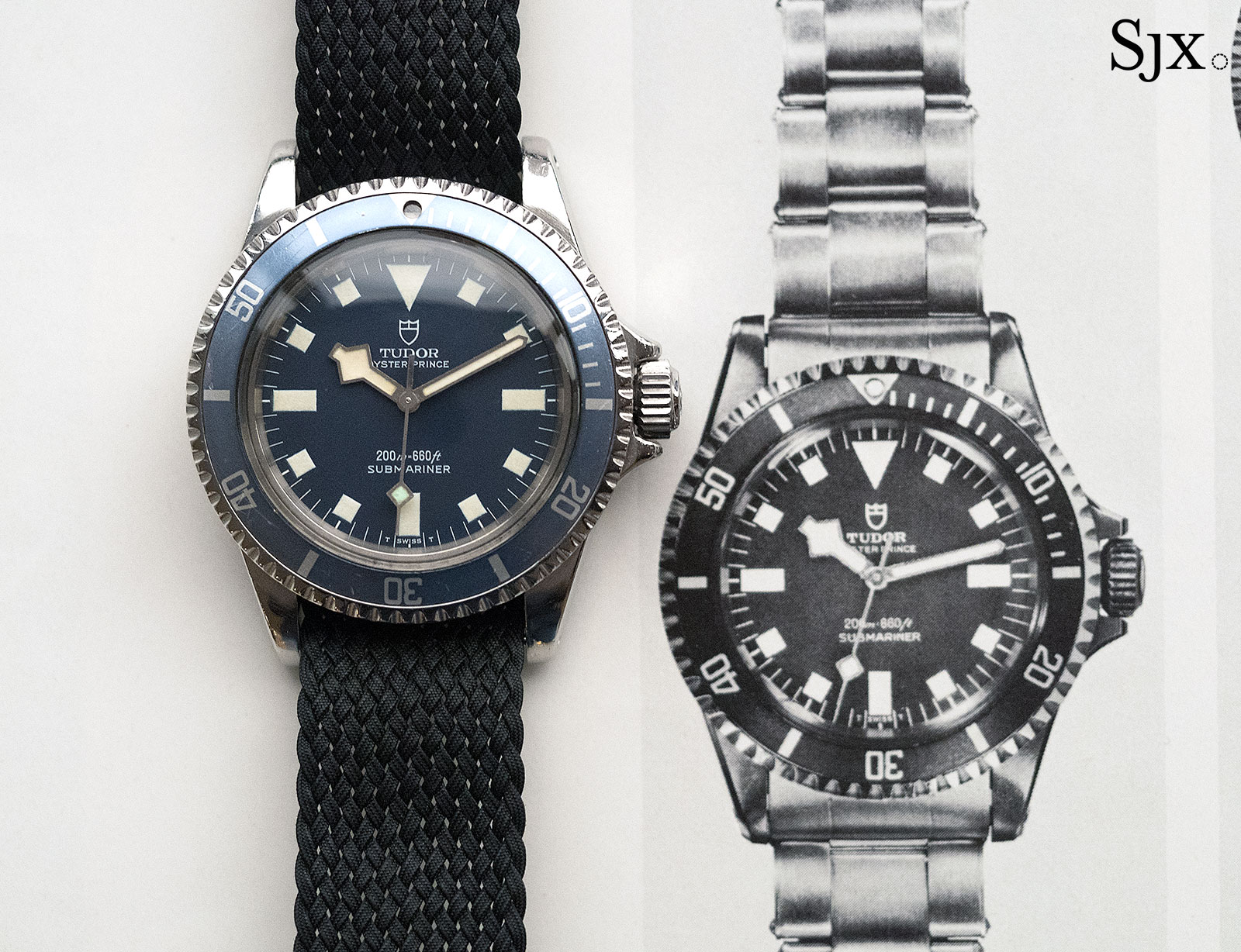 Tudor Submariner Snowflake Marine Nationale 5
