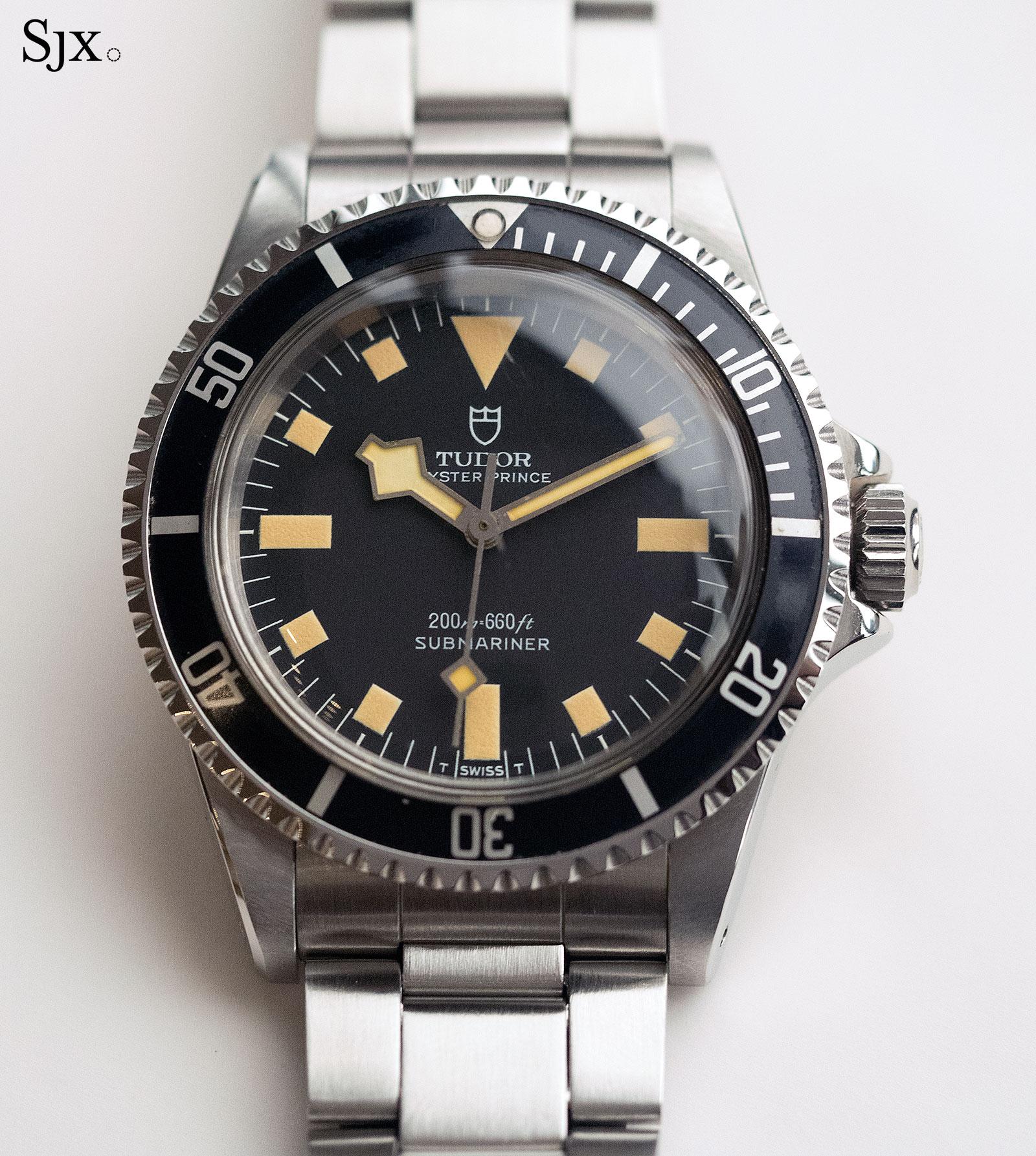Tudor Submariner snowflake 94010-1