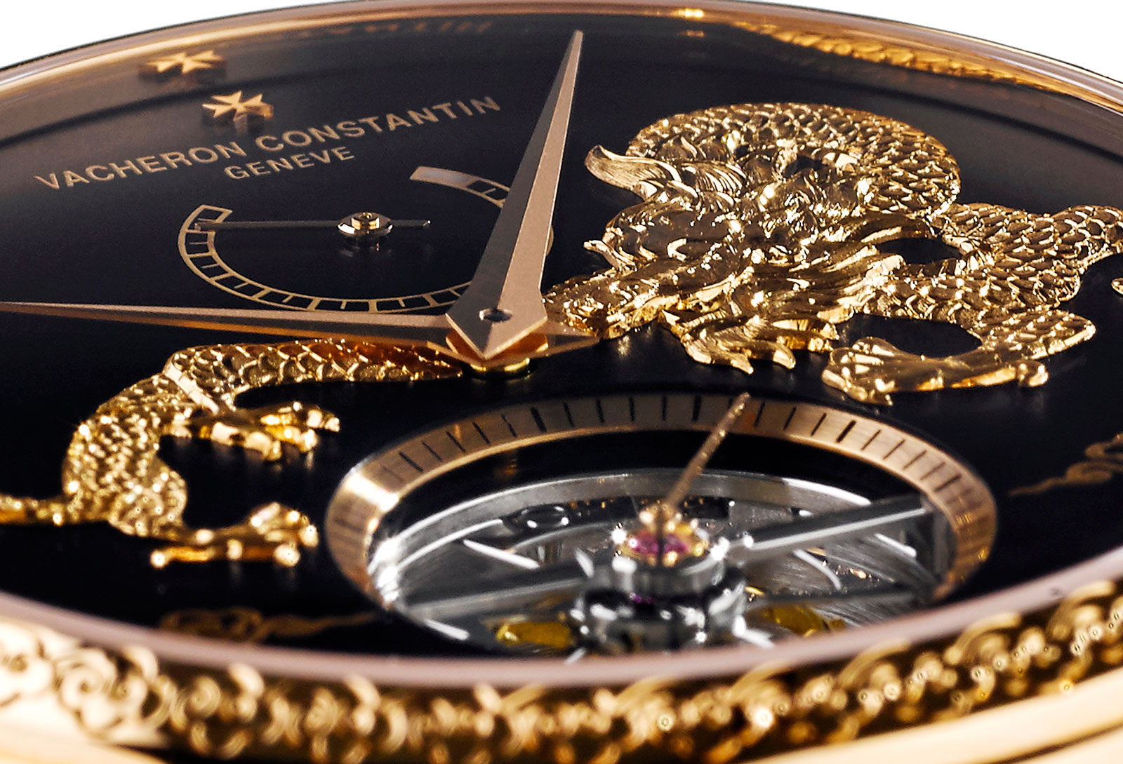 Vacheron Constantin Traditionnelle Tourbillon Dragon 1