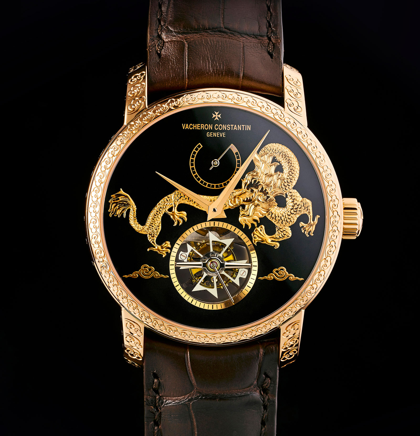 Vacheron Constantin Traditionnelle Tourbillon Dragon 2