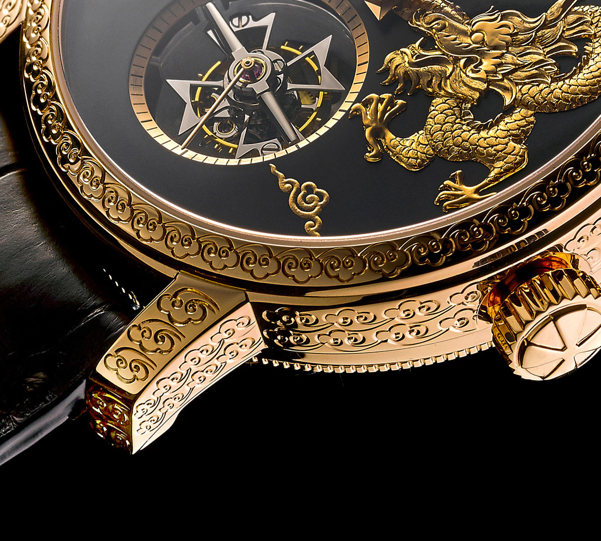Vacheron Constantin Traditionnelle Tourbillon Dragon 3