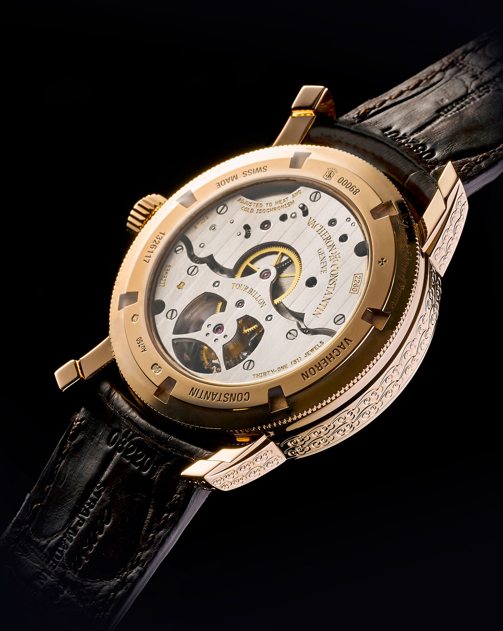 Vacheron Constantin Traditionnelle Tourbillon Dragon 4