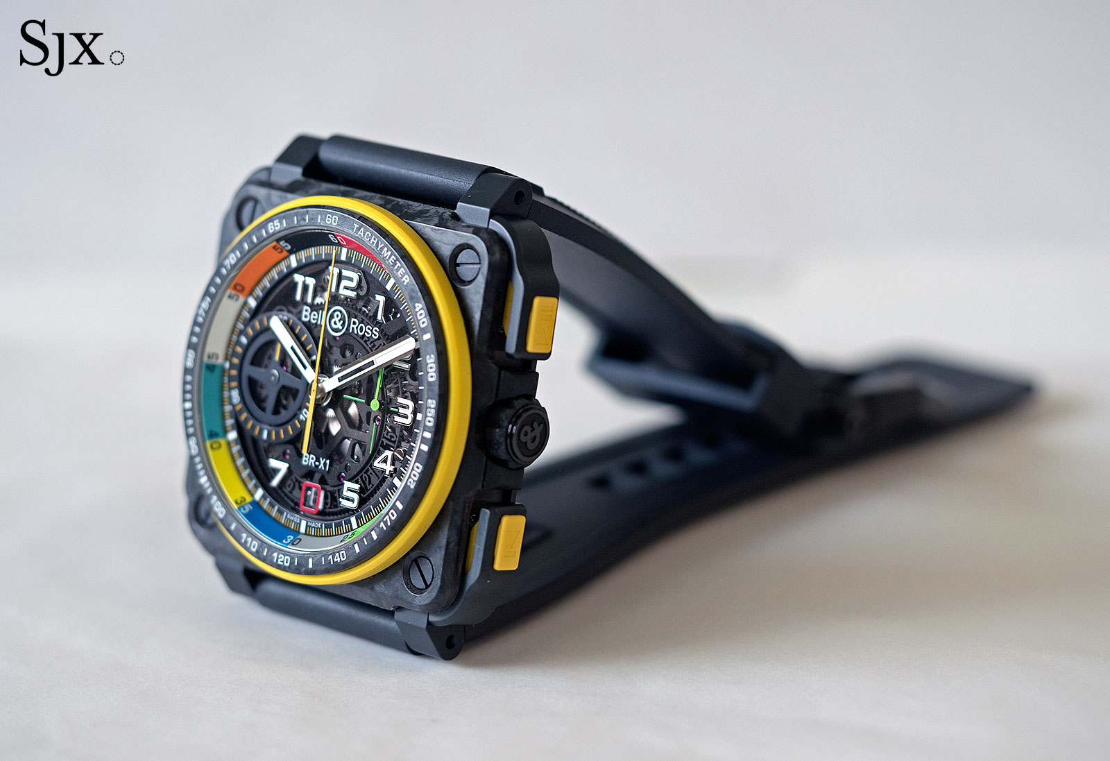 Bell Ross BR X1 RS17 chronograph 14