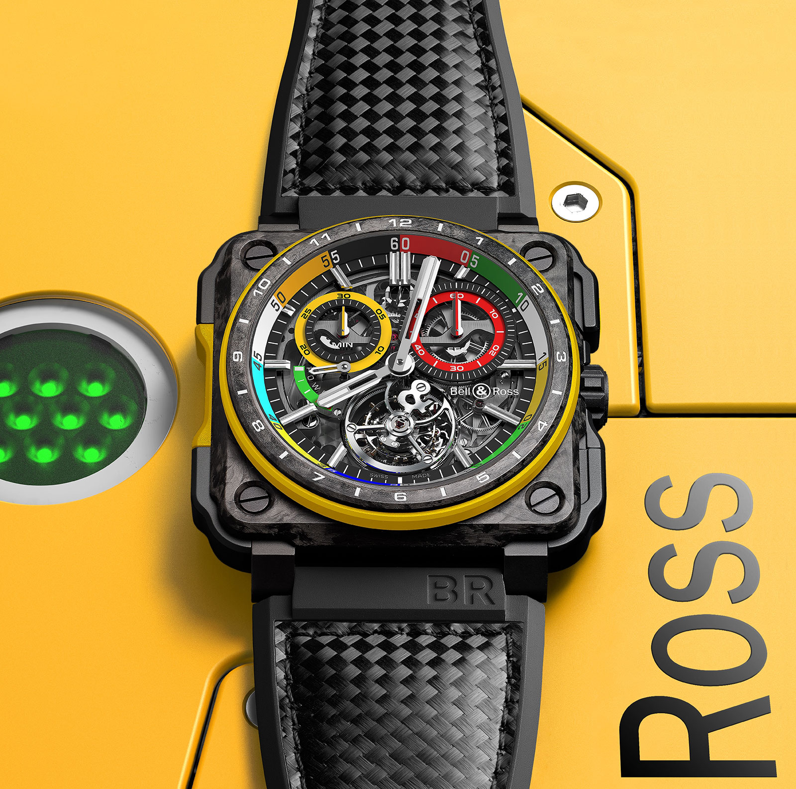 Bell Ross BR X1 Tourbillon RS17
