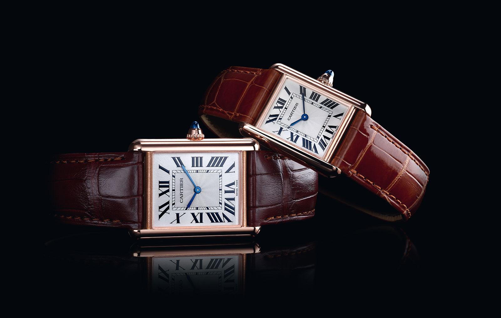 Cartier Tank Louis Cartier 100th anniversary 3