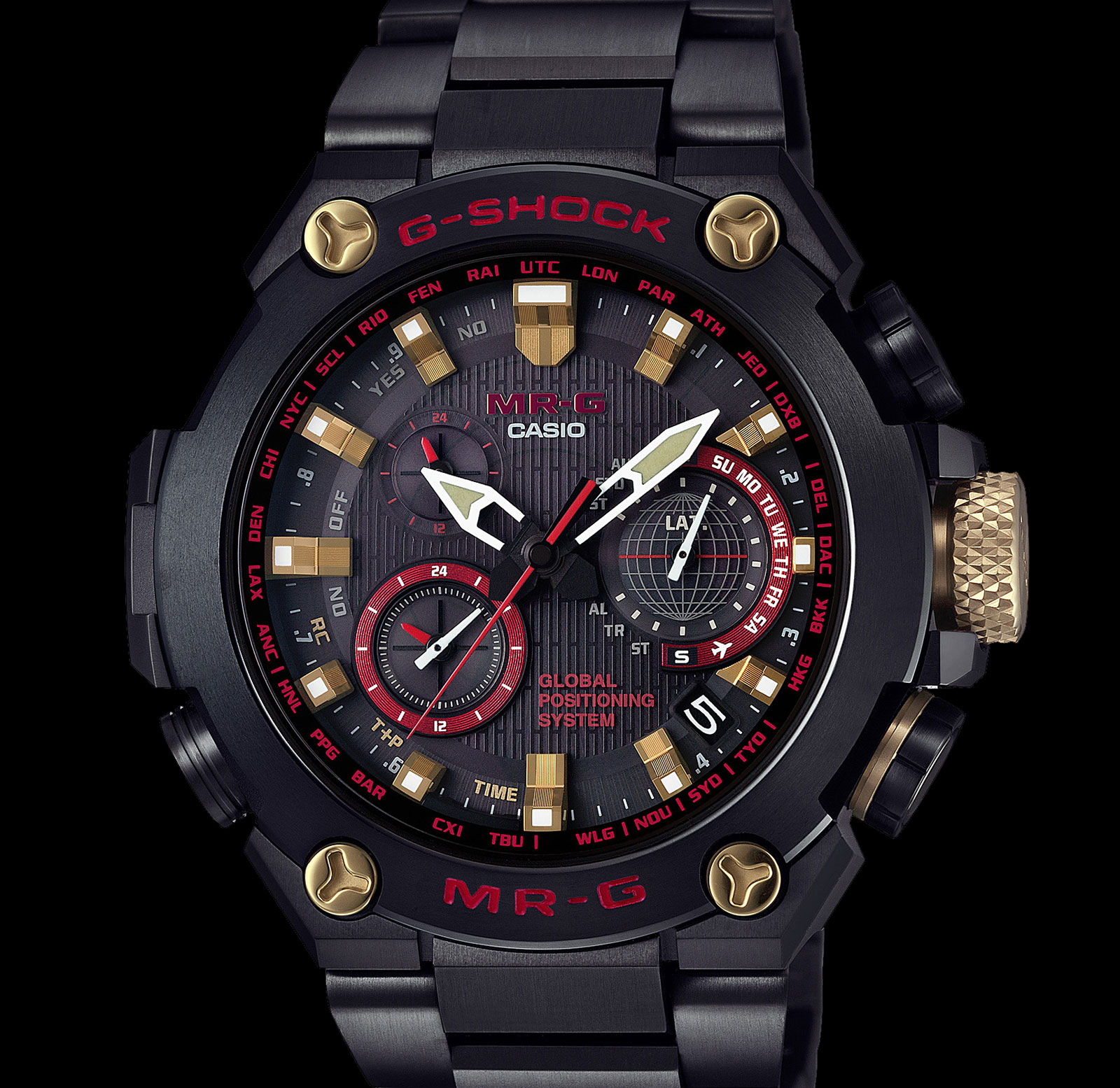 Casio G-Shock MRG 100th Millionth