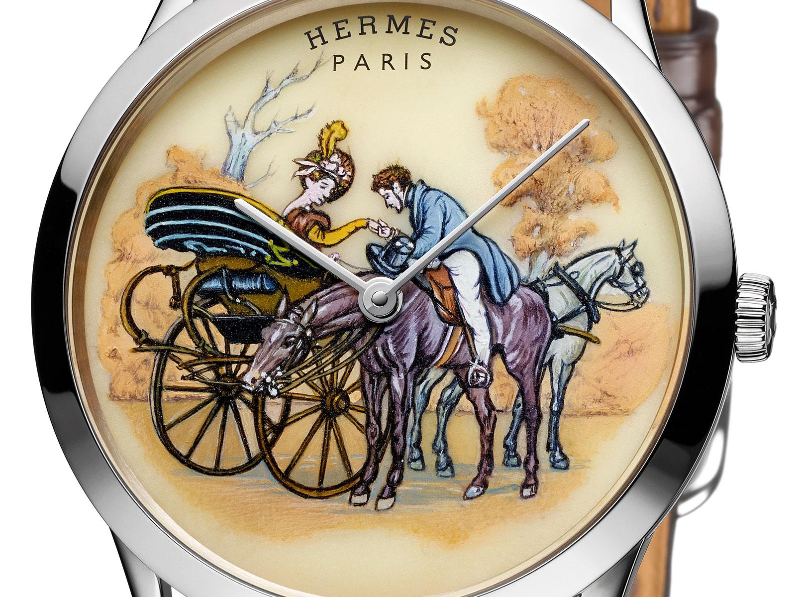 Hermes Slim-Promenade-Longchamps