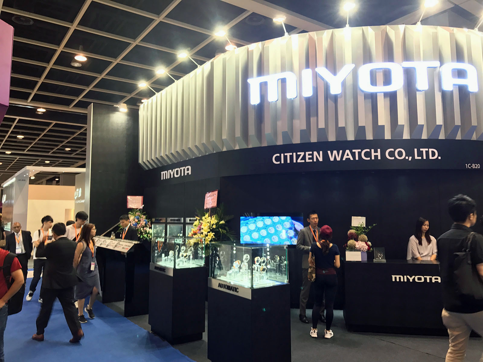 Hong Kong Watch & Clock Fair (HKWCF) 12