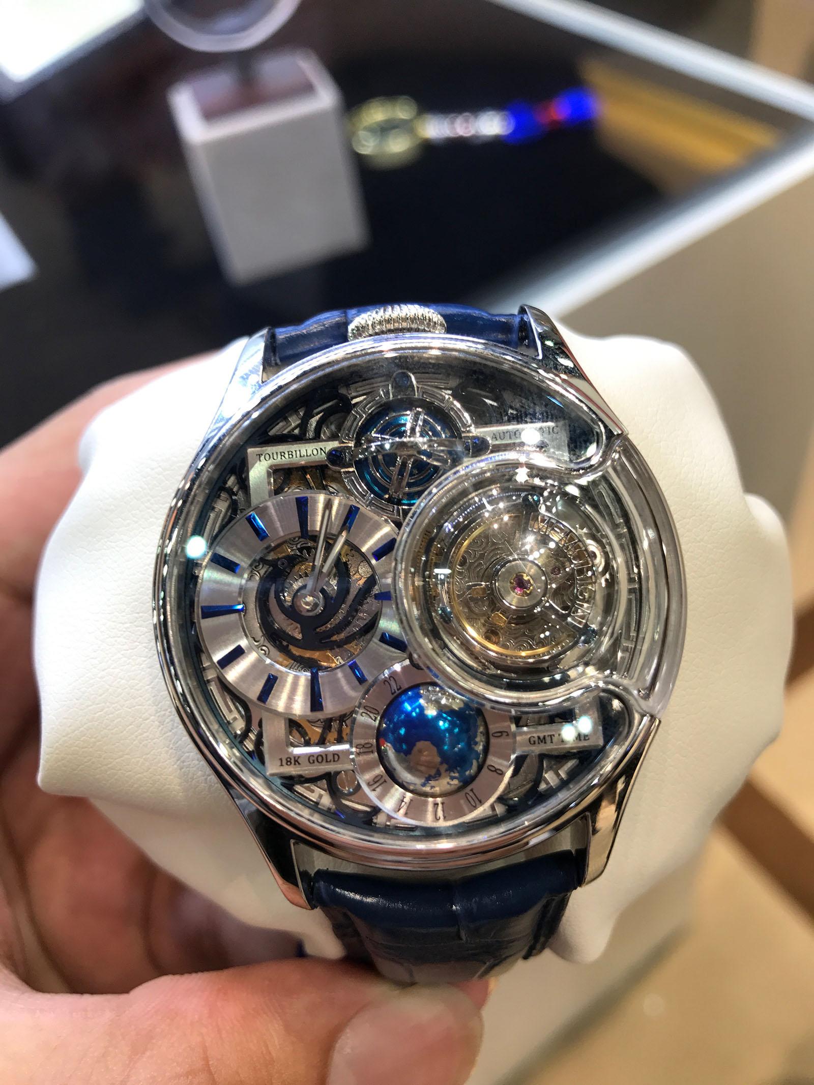 Hong Kong Watch & Clock Fair (HKWCF) 2