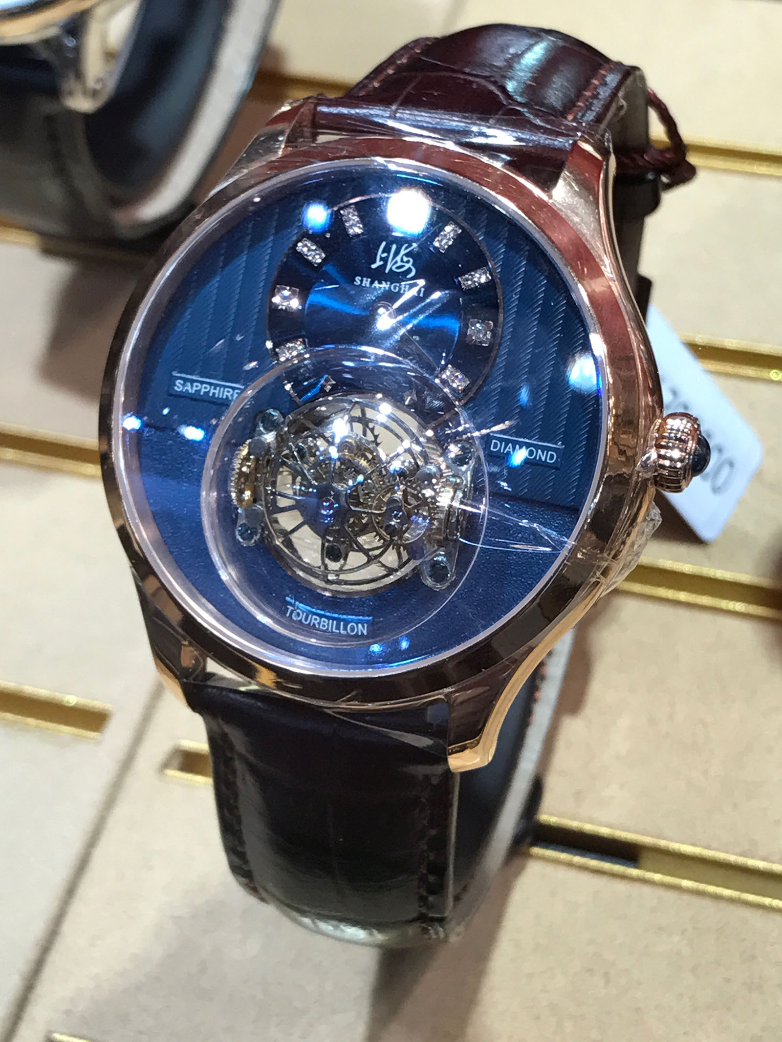 Hong Kong Watch & Clock Fair (HKWCF) 5