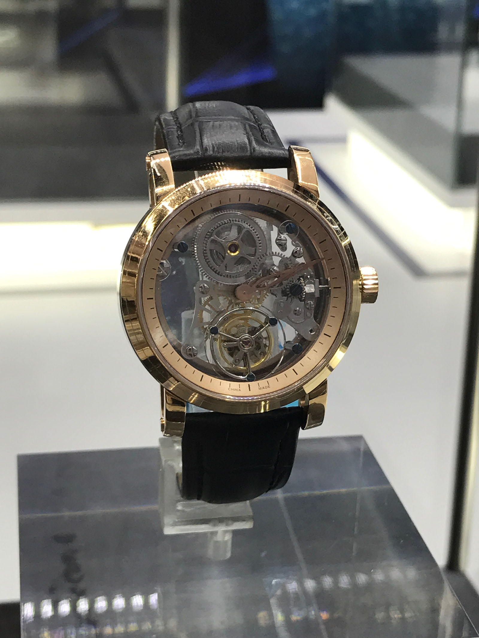 Hong Kong Watch & Clock Fair (HKWCF) 6