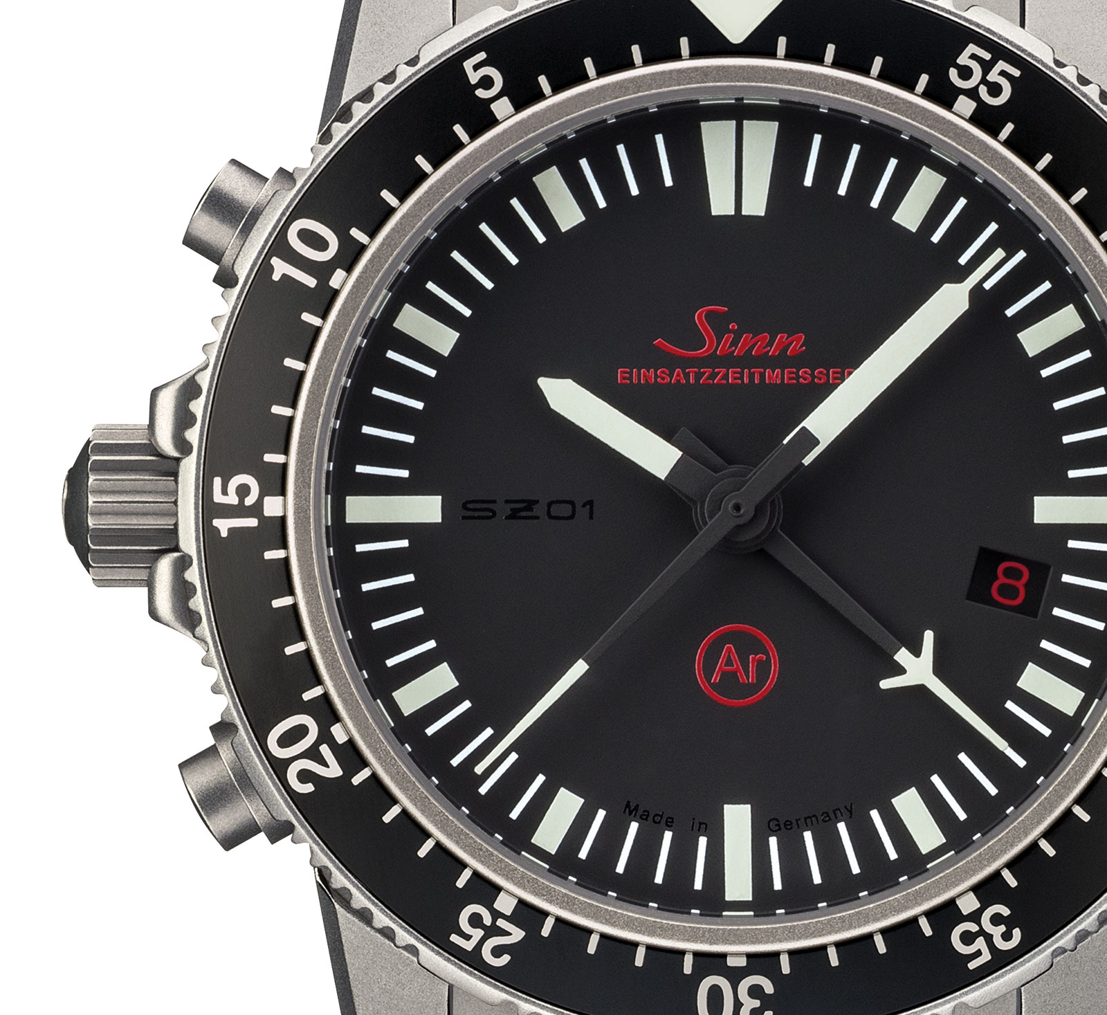 Sinn EZM 1.1 limited edition 3