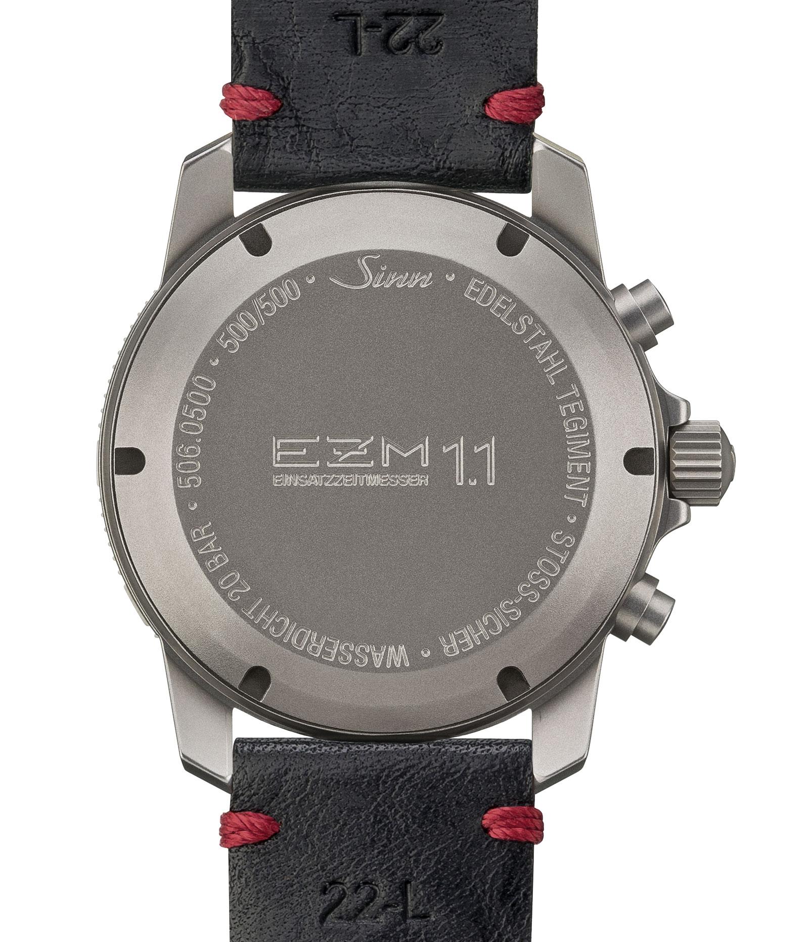 Sinn EZM 1.1 limited edition 5