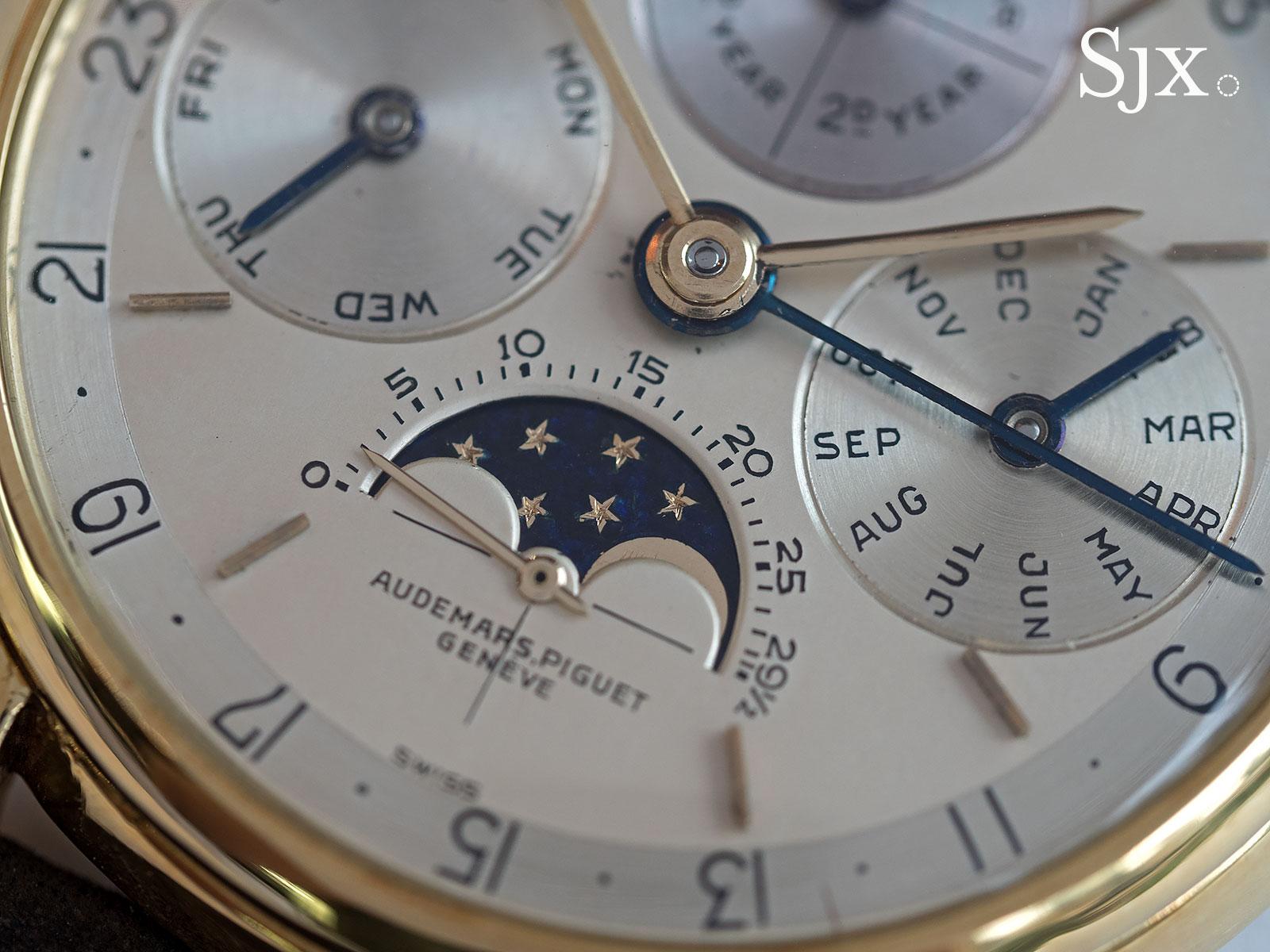 Audemars Piguet perpetual calendar 5516-3