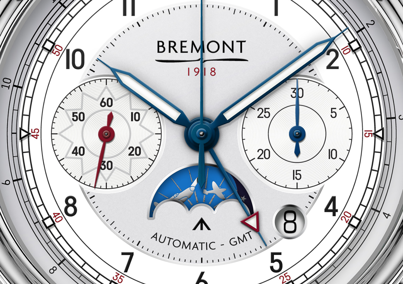 Bremont 1918 Limited Edition Chronograph 2