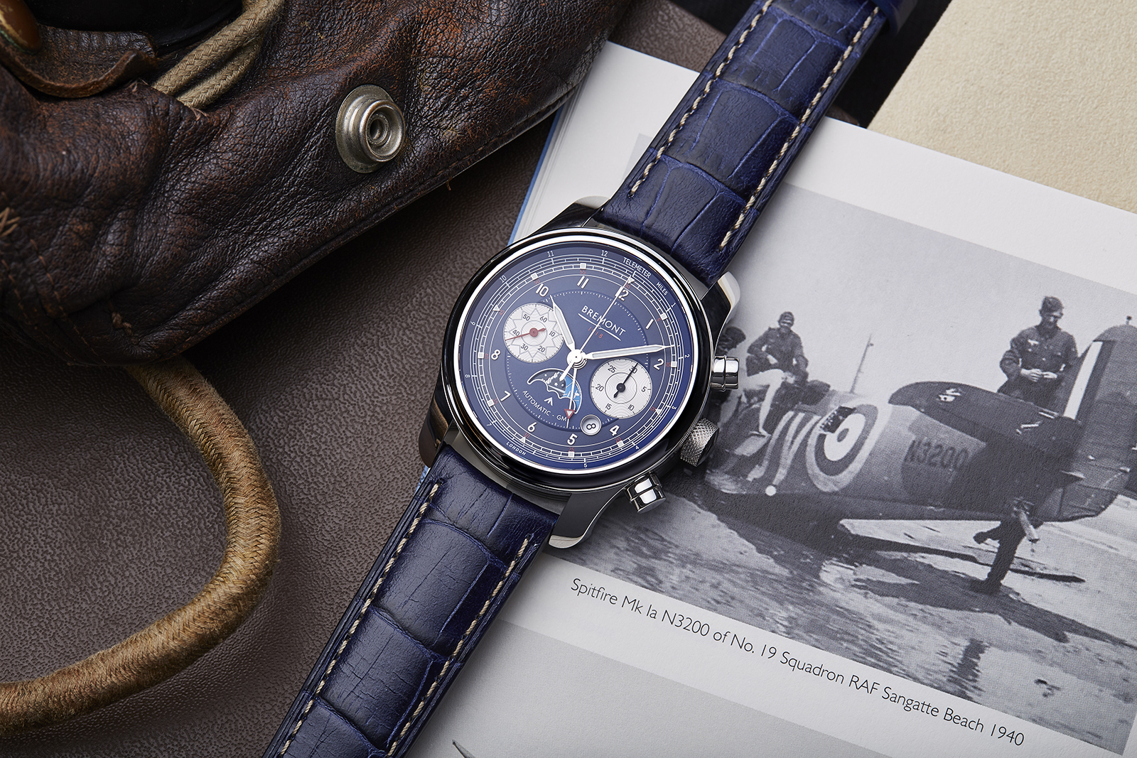 Bremont 1918 Limited Edition Chronograph WG