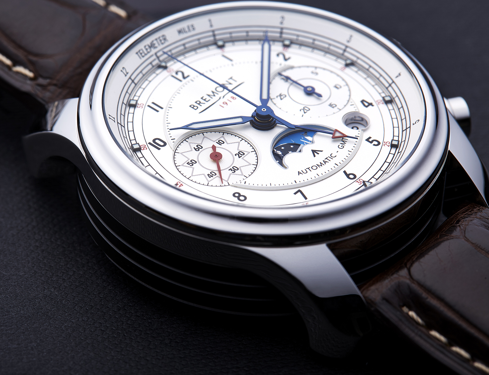 Bremont 1918 Limited Edition Chronograph