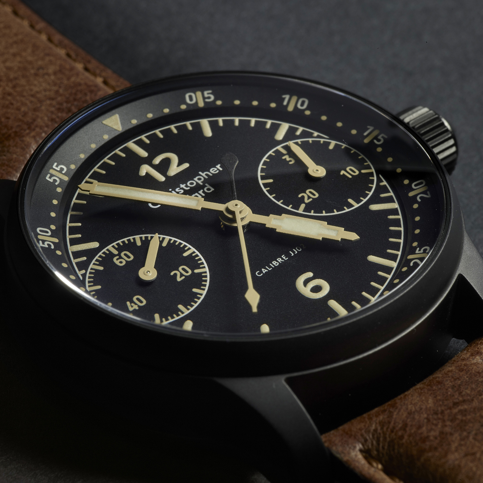 Christopher Ward C9 Me 109 Single Pusher Chronograph 2