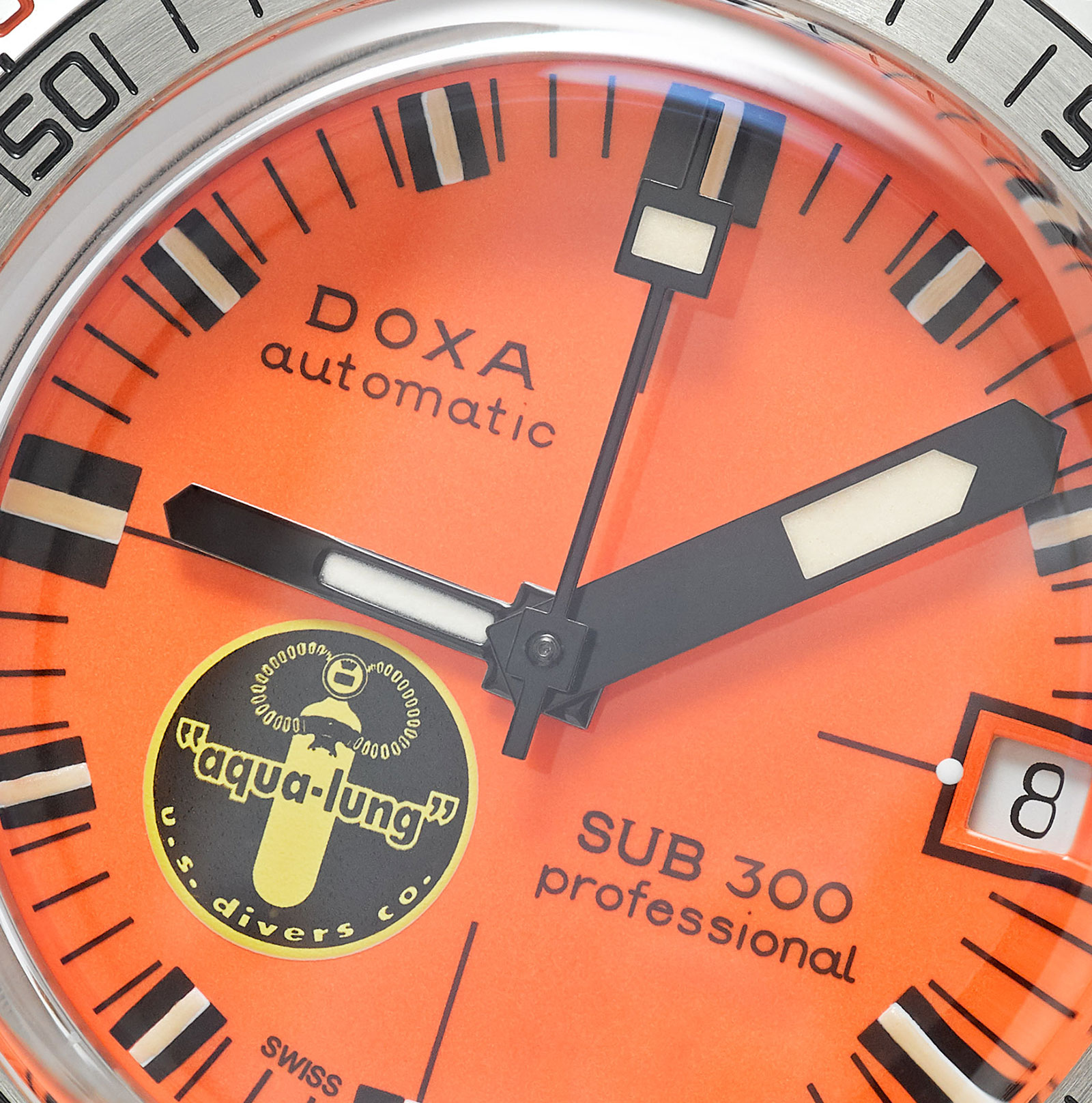 Doxa Black Lung limited edition