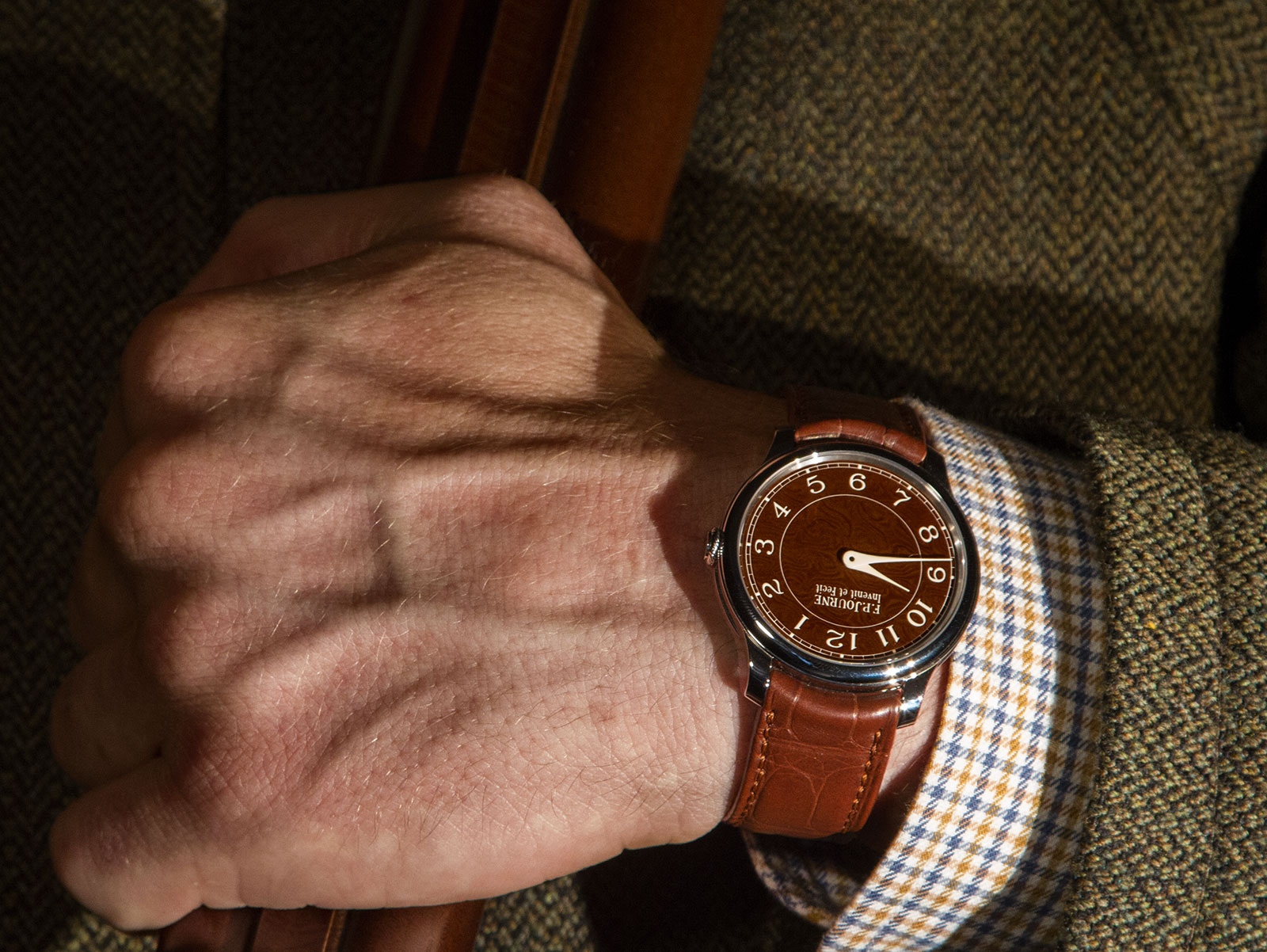 FP Journe Holland and Holland 11