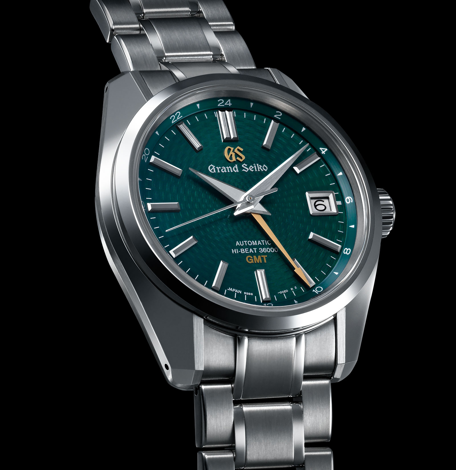 Grand Seiko Hi-beat GMT Peacock SBGJ227-2