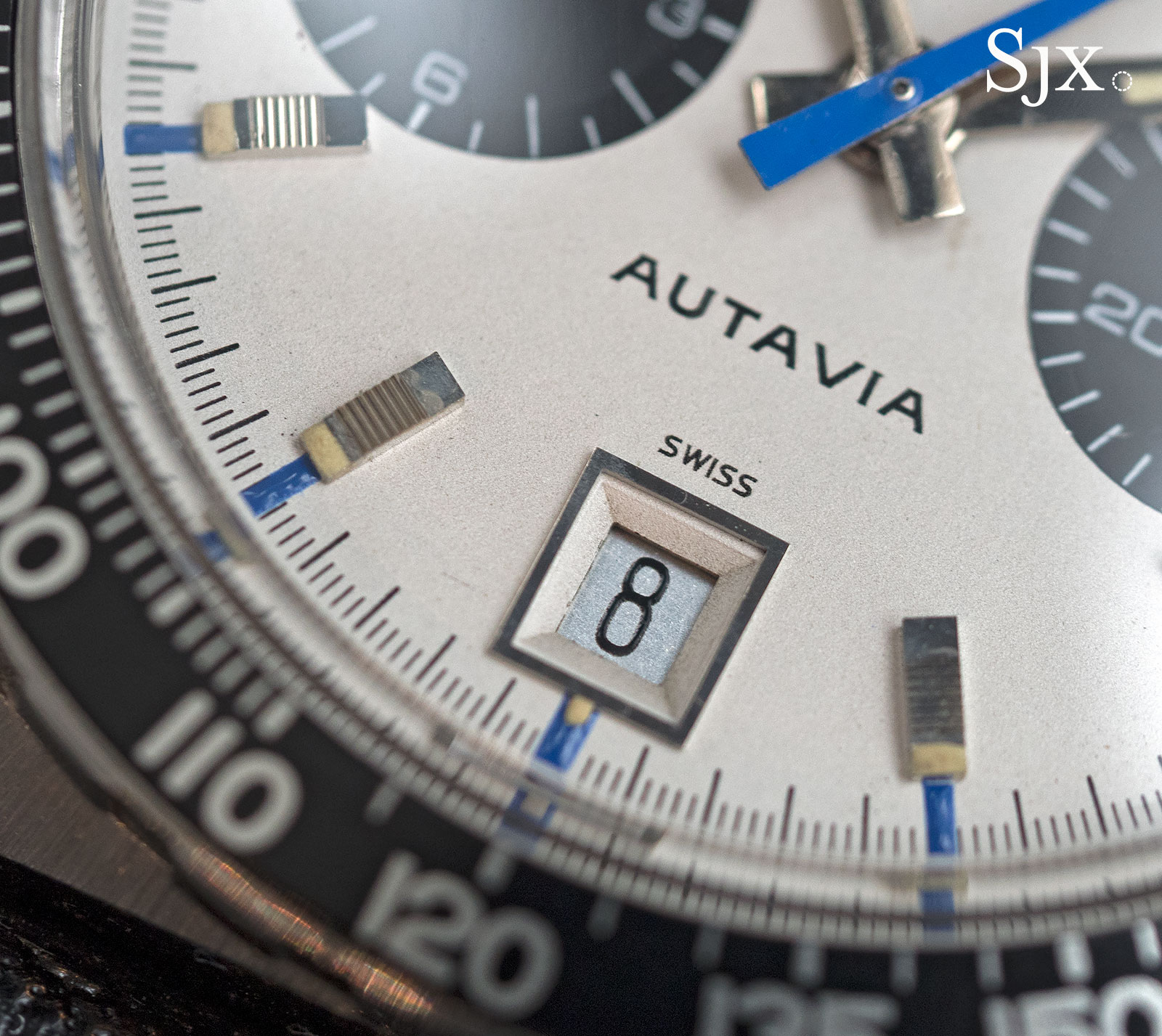 Heuer Autavia Siffert Chronomatic 3