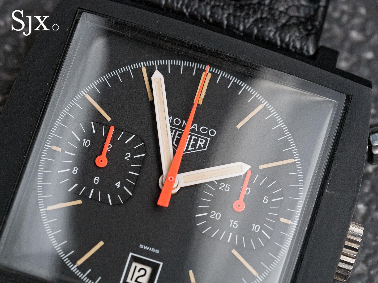 Heuer Monaco 740.303N Dark Lord 2