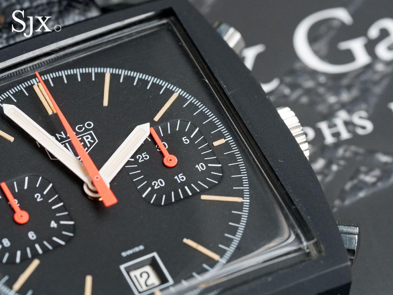 Heuer Monaco 740.303N Dark Lord 6