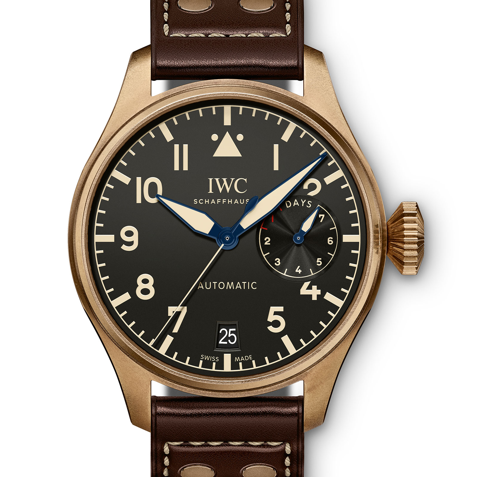 IWC Big Pilots Watch Bronze 2
