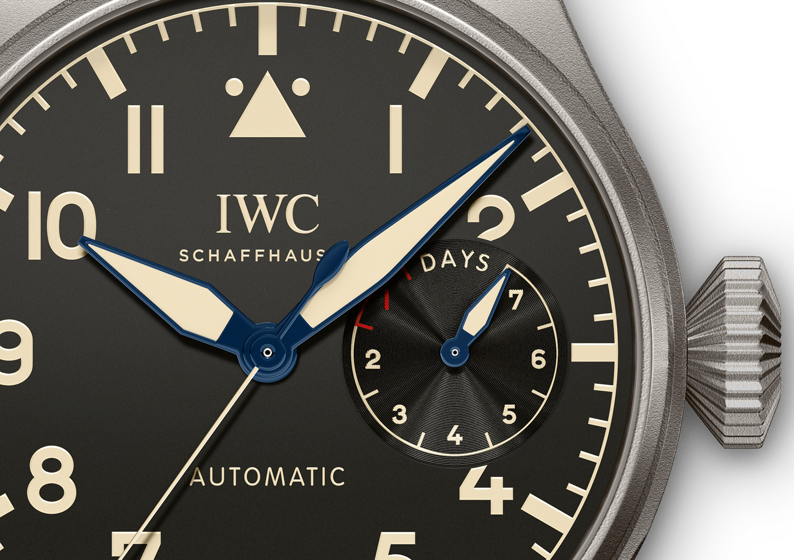 IWC Big Pilots Watch Titanium 1