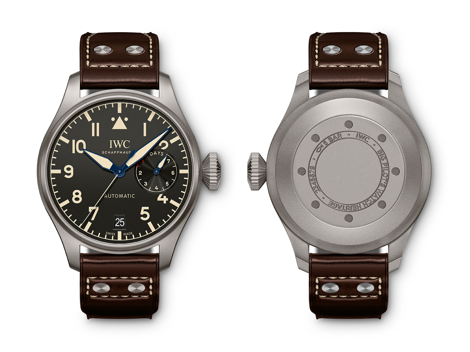 IWC Big Pilots Watch Titanium 2