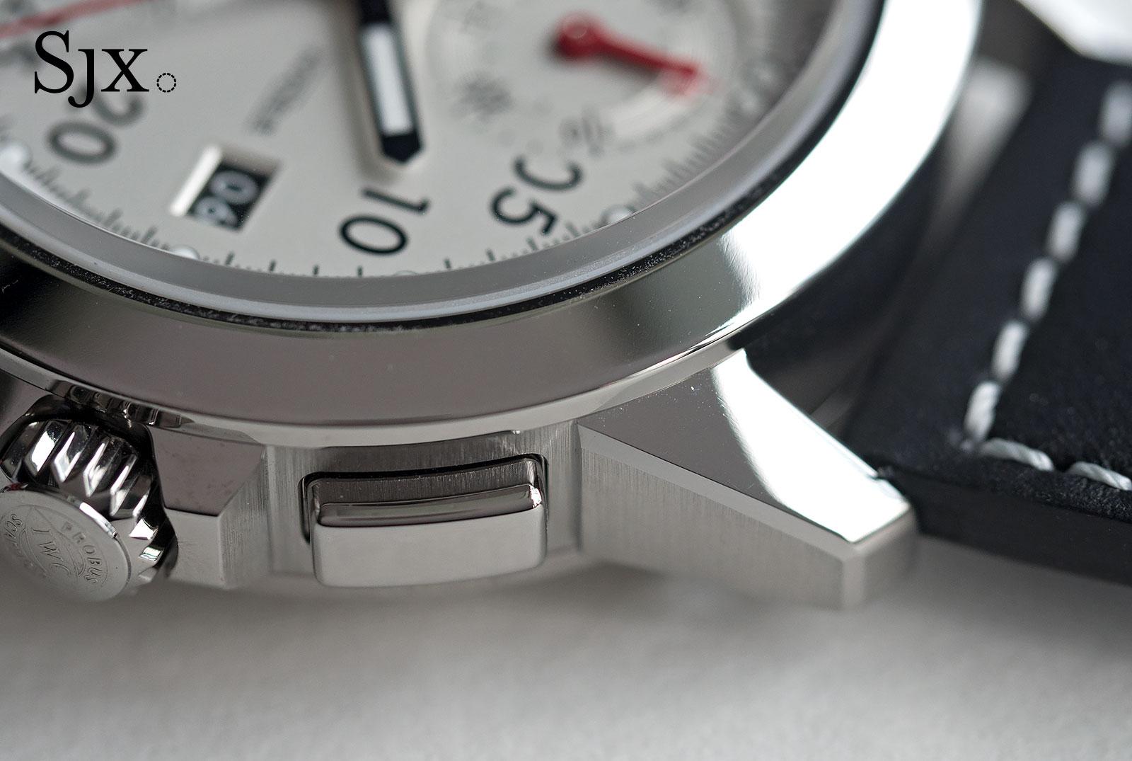 IWC Ingenieur Chronograph 50th Anniversary AMG 10