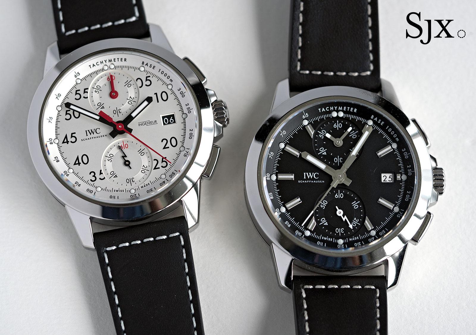 IWC Ingenieur Chronograph 50th Anniversary AMG 11
