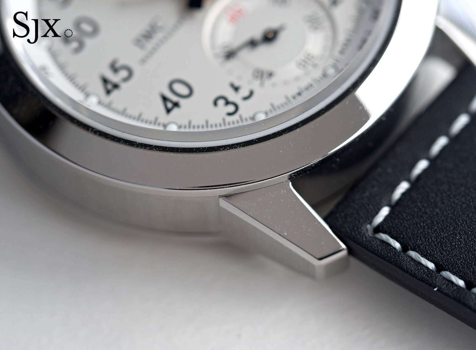 IWC Ingenieur Chronograph 50th Anniversary AMG 3