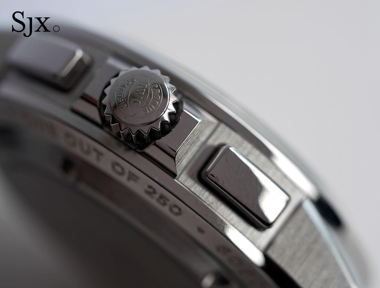 IWC Ingenieur Chronograph 50th Anniversary AMG 4