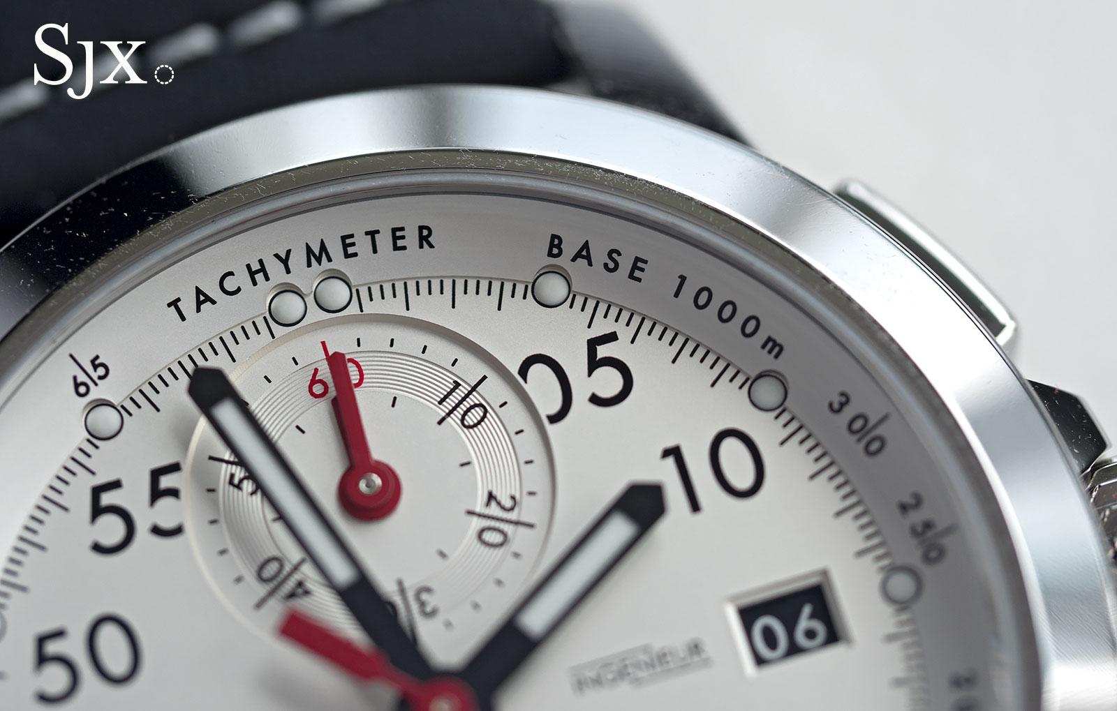 IWC Ingenieur Chronograph 50th Anniversary AMG 5
