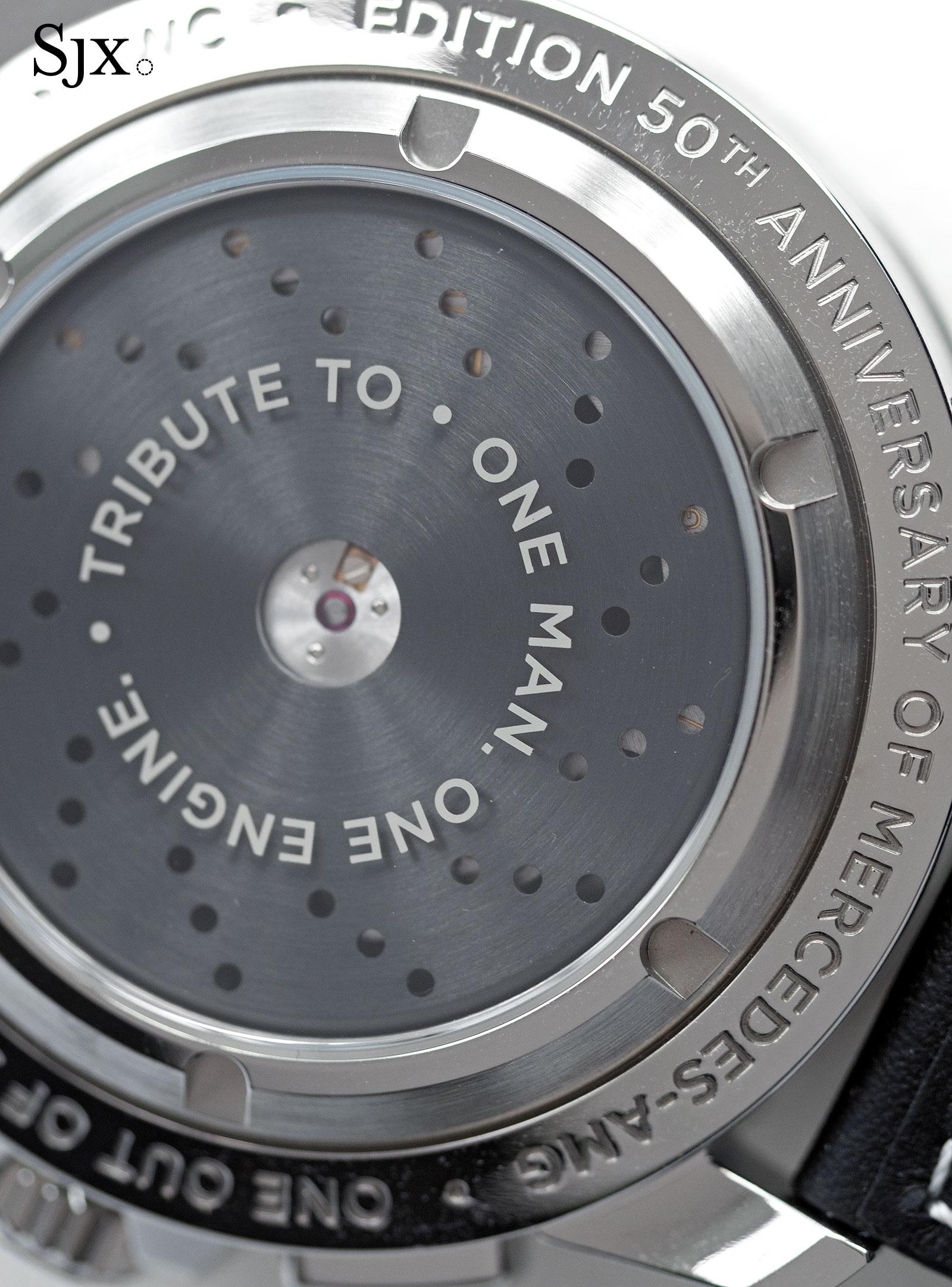 IWC Ingenieur Chronograph 50th Anniversary AMG 7