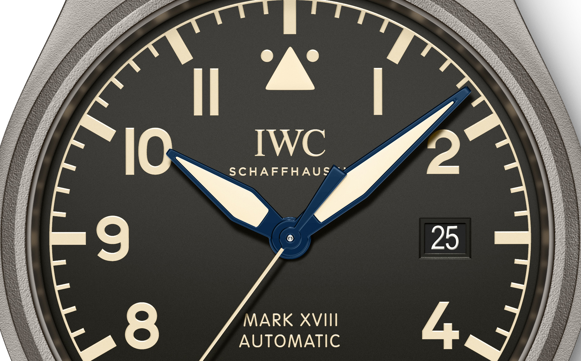 IWC Pilot's Watch Mark XVIII Heritage titanium