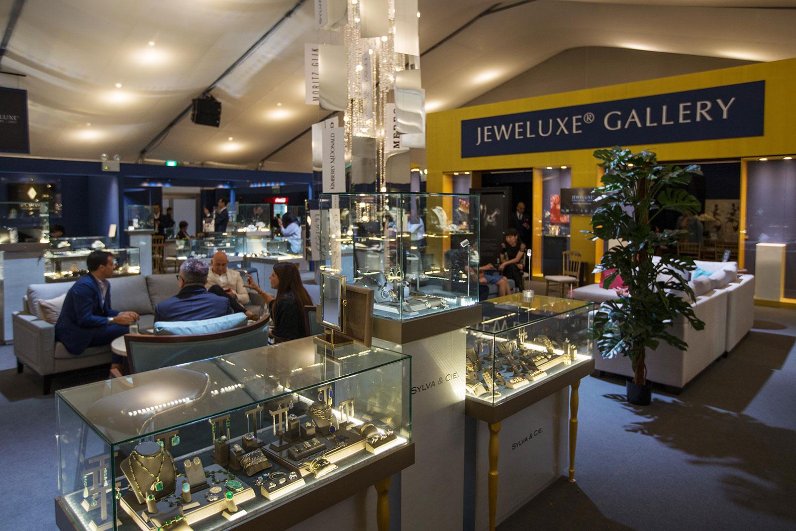 Jeweluxe Singapore 2017