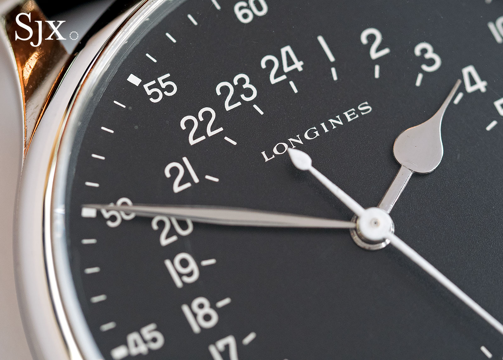 Longines 6630 Swissair 2