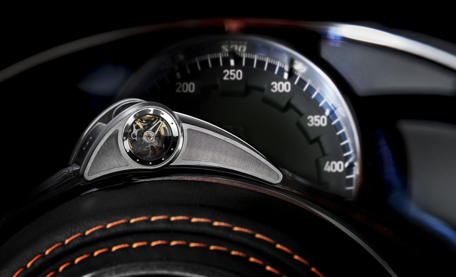 Parmigiani Bugatti Type 390 Chiron watch 5