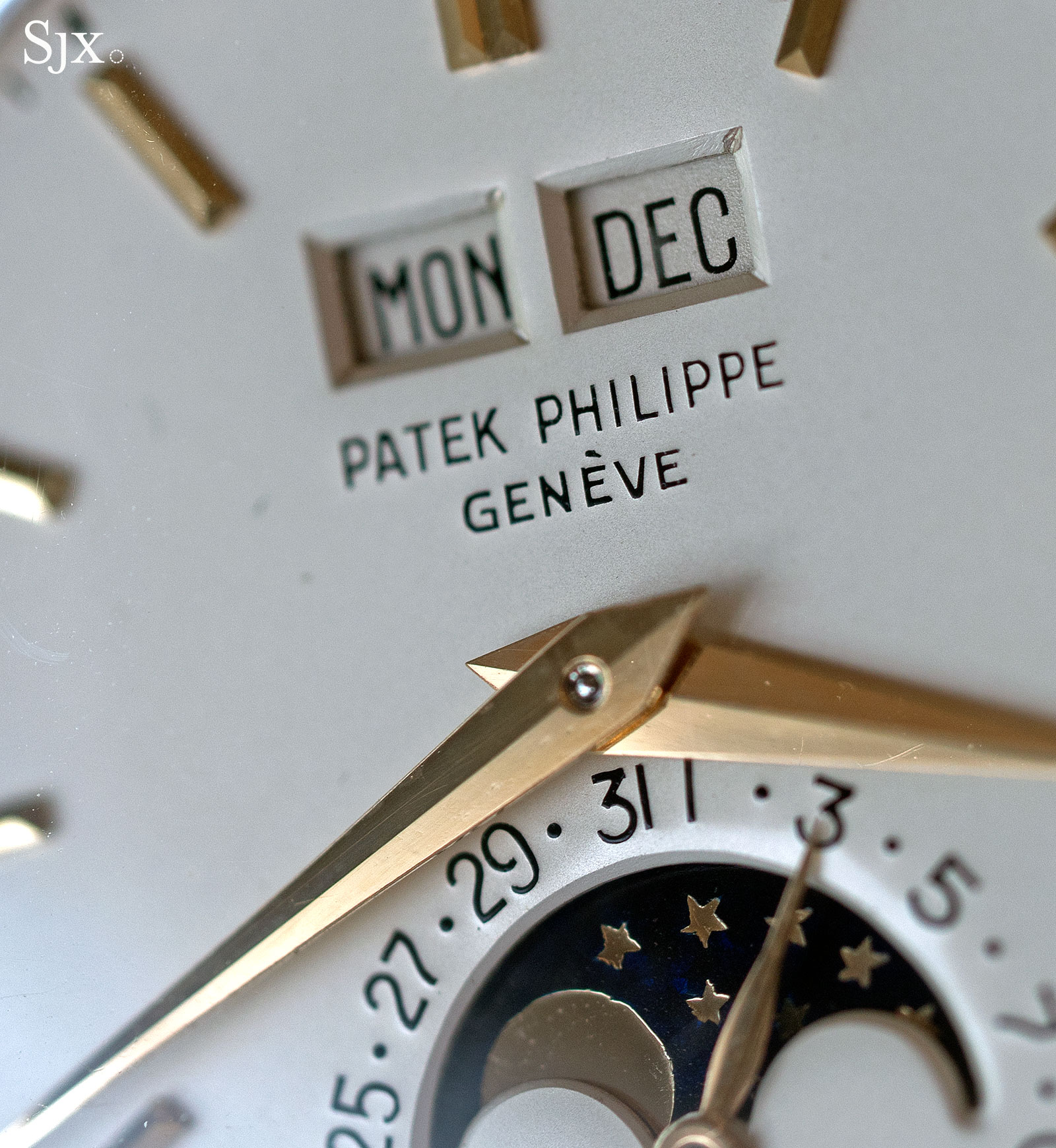 Patek Philippe 3449 perpetual calendar 16