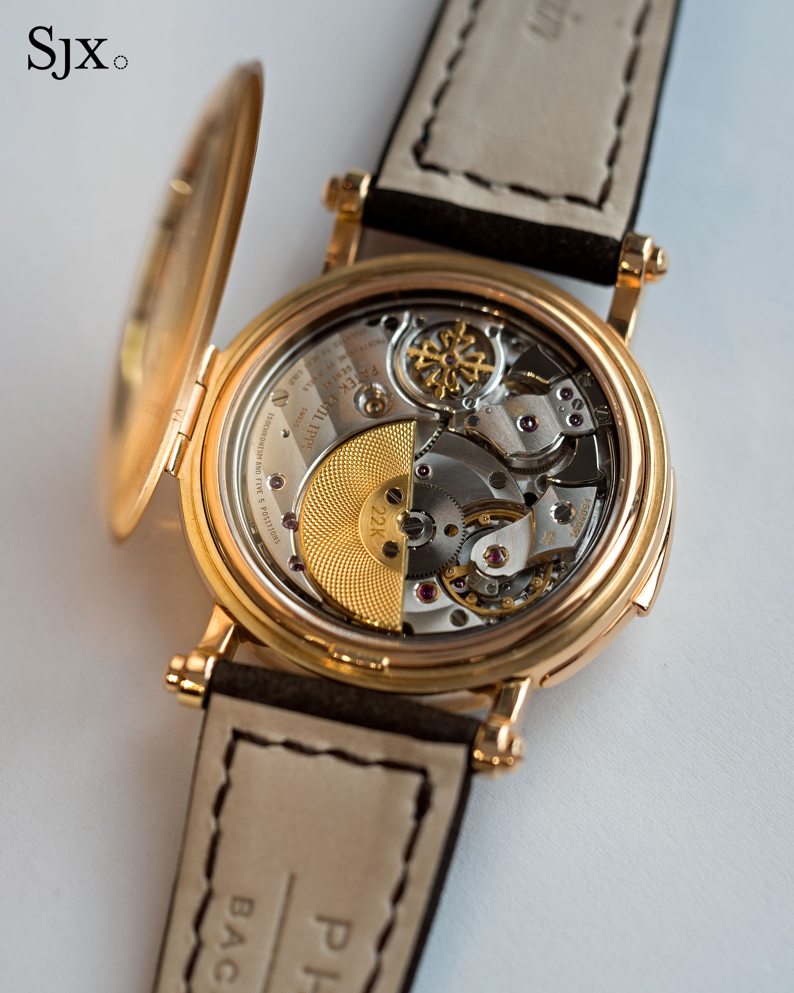 Patek Philippe 5029R repeater Phillips 5