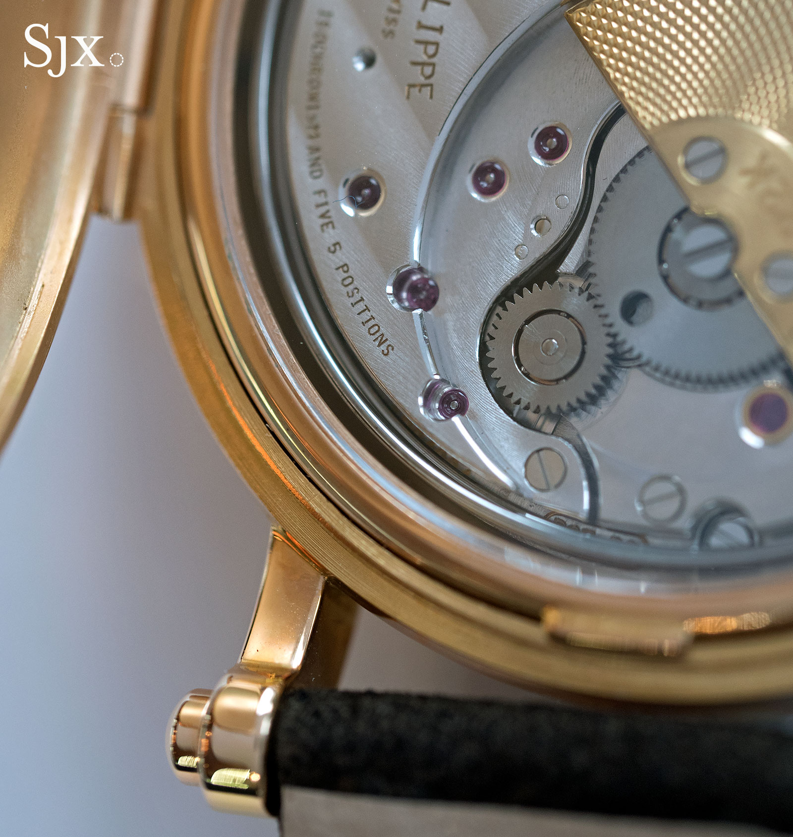 Patek Philippe 5029R repeater Phillips 7